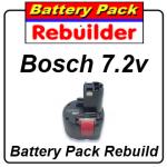 Bosch 7.2V